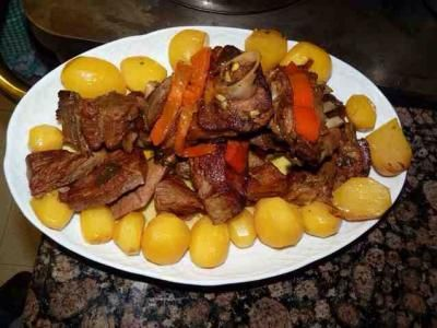 Carne al horno jugosa, cómo hacerla? EROSKI