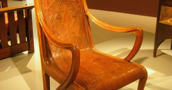 art nouveau chaise fauteuil louis majorelle 1900 art nouveau louis majorelle ecole. Black Bedroom Furniture Sets. Home Design Ideas