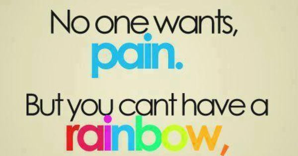 Funny Getting High Quotes: Rainbow After The Rain