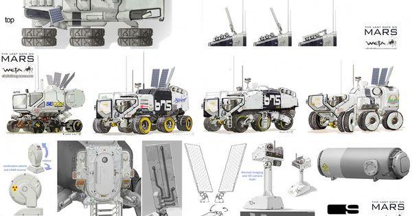 mars rover last - photo #21