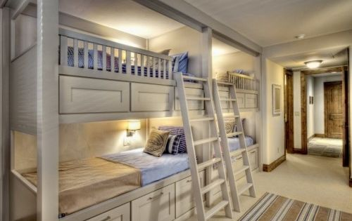 Bunkbeds Design Ideas, Pictures, Remodel, and Decor - page 19