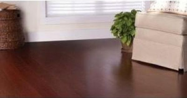 Home Decorators Collection Strand Woven Mahogany 3 8 In Thick X 5 1 8 In Wide X 72 In Length