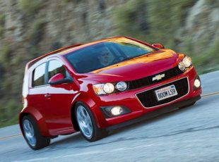 10 Cars We Wish Automakers Would Build Chevrolet Sonic Chevrolet Spark Sonic Car