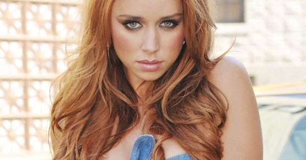 Trendy Hairstyles For Redheads