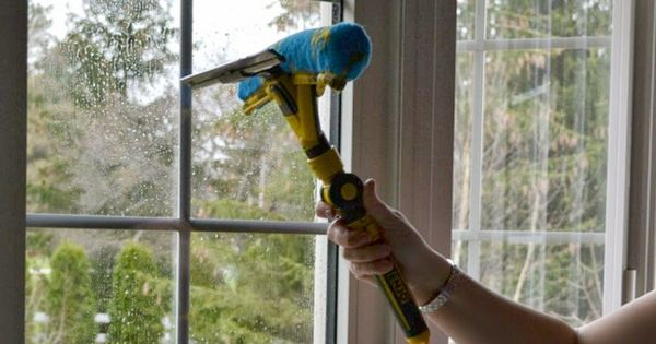 How To Clean Second Storey Windows Inside And Out
