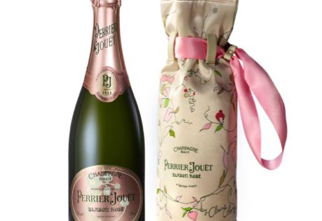 Perrier-Jouet Champagne Collection by Claire Coles from Holiday Hostess Gift Ideas