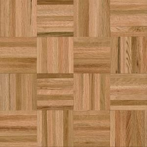 Bruce American Home 5 16 In Thick X 12 In Wide X 12 In Length Natural Oak Parquet Hardwood Flooring 25 Sq Ft Case Ahs100lg The Home Depot Wood Parquet Flooring Natural Oak Flooring Wood Parquet