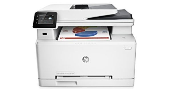 Hp Color Laserjet Pro Mfp M277dw Printer Hp Http Www Amazon Com Dp B00tvackee Ref Cm Sw R Pi Dp Tbtpvb Multifunction Printer Best Laser Printer Laser Printer