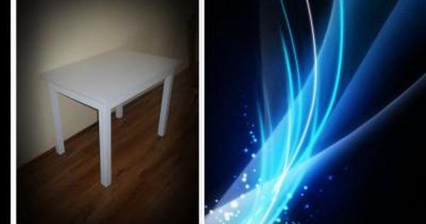 Stol Kuchenny 90x60 Blat 3 Cm Bialy Inne Kolory 5531614128 Oficjalne Archiwum Allegro Home Decor Decor Furniture