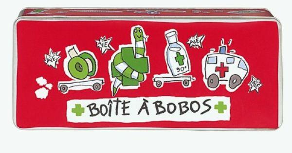 Boite bobos derri re la porte boite pharmacie rouge for Derriere la salle de bain