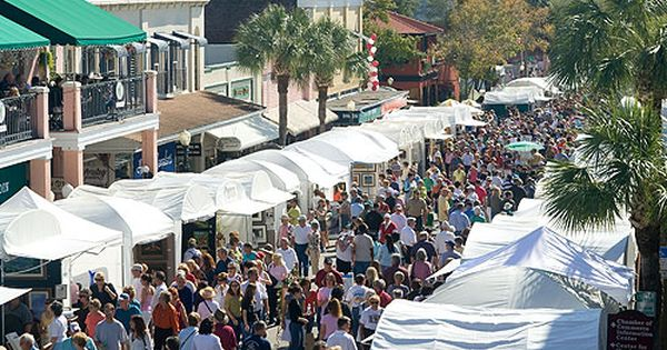 Mount dora art festival in the first weekend of february for Mount dora craft fair 2017
