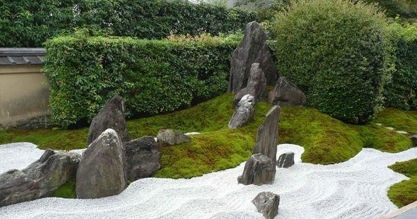 kiesgarten anlegen japanischer garten gestalten innen. Black Bedroom Furniture Sets. Home Design Ideas