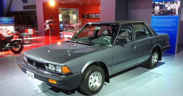 it 39 s the 1982 honda accord the first ever accord made honda pinterest honda cars and. Black Bedroom Furniture Sets. Home Design Ideas