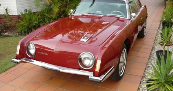 1963 Studebaker Avanti Classic Cars Vintage