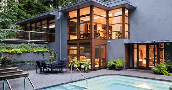 8 Homes Made Famous In Movies Twilight House Vancouver House House