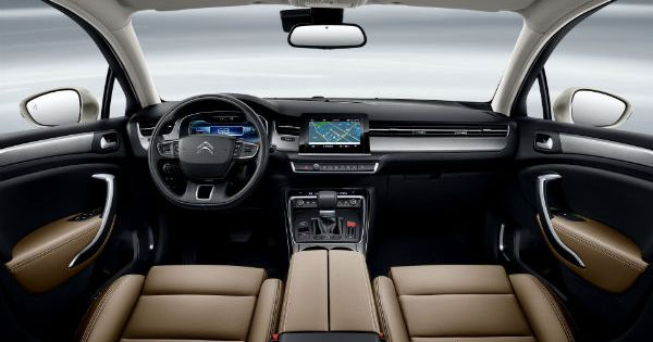 2020 Citroen C5 Interior Citroen Ford Torino Citroen C5