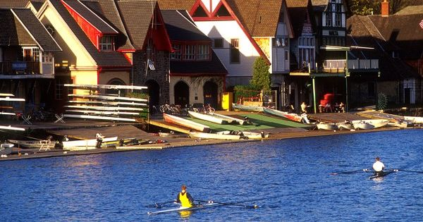 Philadelphia Boathouse Row With Images Best Vacation