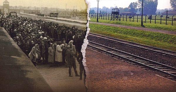 A new publication by Auschwitz-Birkenau State Museum, Poland, shows photographs taken in
