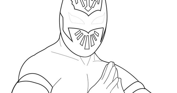 sin cara coloring pages online - photo #1