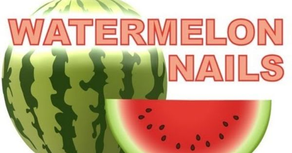 ... Nails | nails | Pinterest | Videos, Watermelon and Watermelon slices