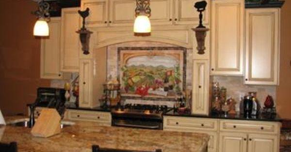 Image Of: Tuscan Kitchen Decor Ideas photo - 7