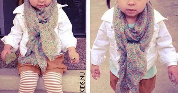 Trendy and adorable little girl! Thanks mom for the cute find! :)
