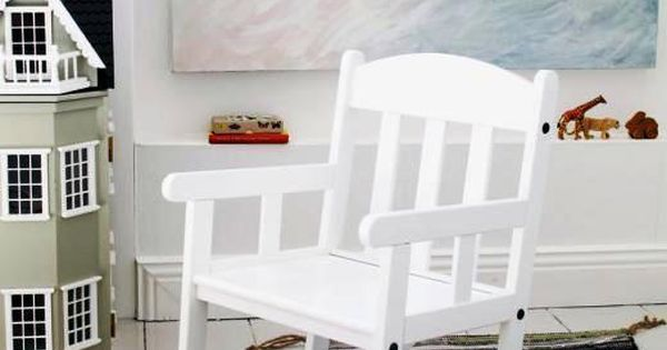 SUNDVIK Childrens rocking-chair, white  Rocking chairs, Kid and Gifts