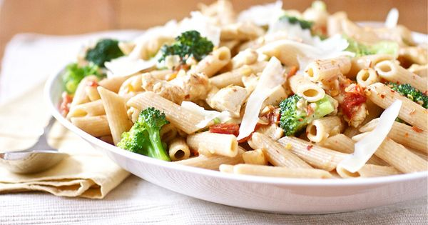 garlic chicken penne