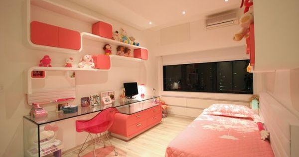 Dormitorios para ni as - Dormitorios infantiles nina ...
