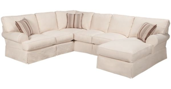 Synergy 4 Piece Sectional Sectionals Jordan S