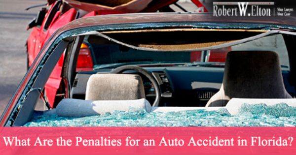 What Are The Penalties For An Autoaccident In Florida Car Accident Accident Florida