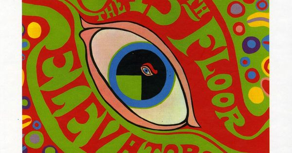 The psychedelic sounds the 13th floor elevators record for 13th floor elevators thru the rhythm