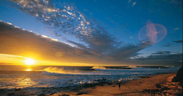 Jefferys Bay, South Africa.