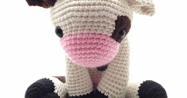 Crochet Cow ♥