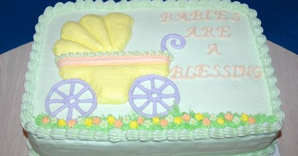 cake  Perfect Baby Shower Cake Inscription  Babyshower Idea  cake ...