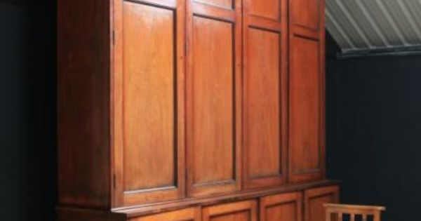 Solicitors Deed Cupboard Antique Cabinets Amp Storage Drew