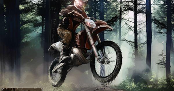 العاب دراجات وسباق واكشن Racing Bikes Dirt Bike Dirt Bike Games