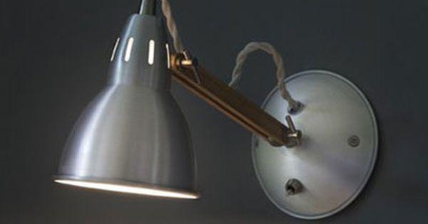 Applique Interieur Avec Interrupteur Avec Tirette Industrial Wall Lights Wall Lights Vintage Industrial Wall Light