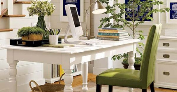 Home office work space that truly is inspiring