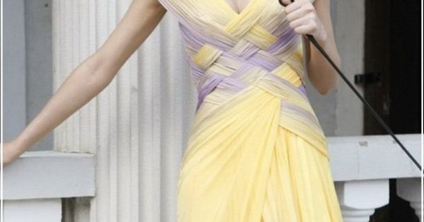Exquisite yellow lavender pastels passion for fashion for Exquisit mode