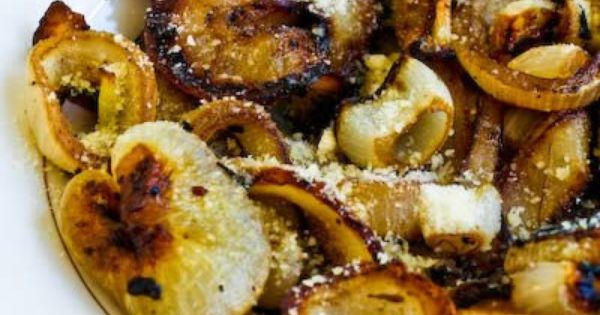 for Marinated and Roasted Vidalia Onion Rings with Parmesan | Vidalia ...