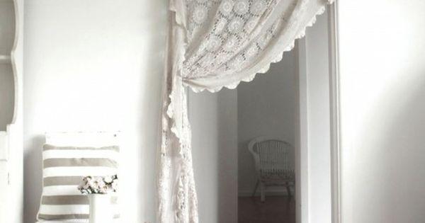 crochet curtain by amber.mayholberg