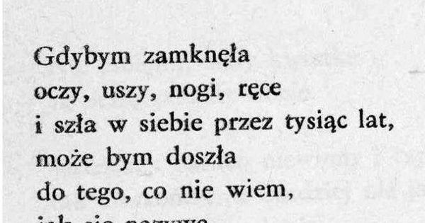 Edward Stachura - Anna Chodakowska Msza Wędrującego