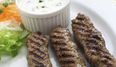 Greek Minced Meat Dishes And Recipes Kebab Recipes Lamb Kebabs Ground Lamb Recipes
