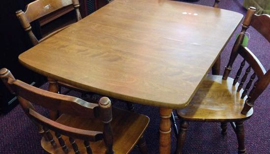 How To Paint A Laminate Kitchen Table Confessions Of A