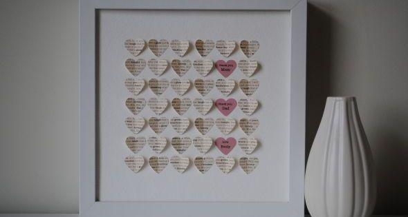 ... Wedding Gift Hearts Main Wedding Pinterest Mothers, Groom gifts