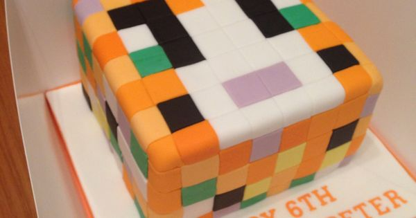 Stampy Cat cake Deco Ideas Pinterest Cake, Cat and ...