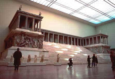 Pergamon Alter At The Permanon Museum So Cool Berlin Germany Pergamon Book Of Revelation Ancient History Archaeology