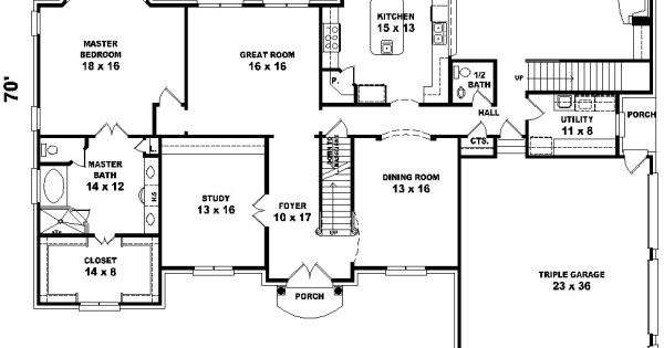 Luxury style house plans 4500 square foot home 2 story for 4500 sq ft home