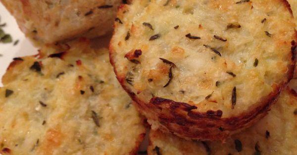 Mini Cauliflower Pizza Bites | Recipe | Cauliflower Pizza ...